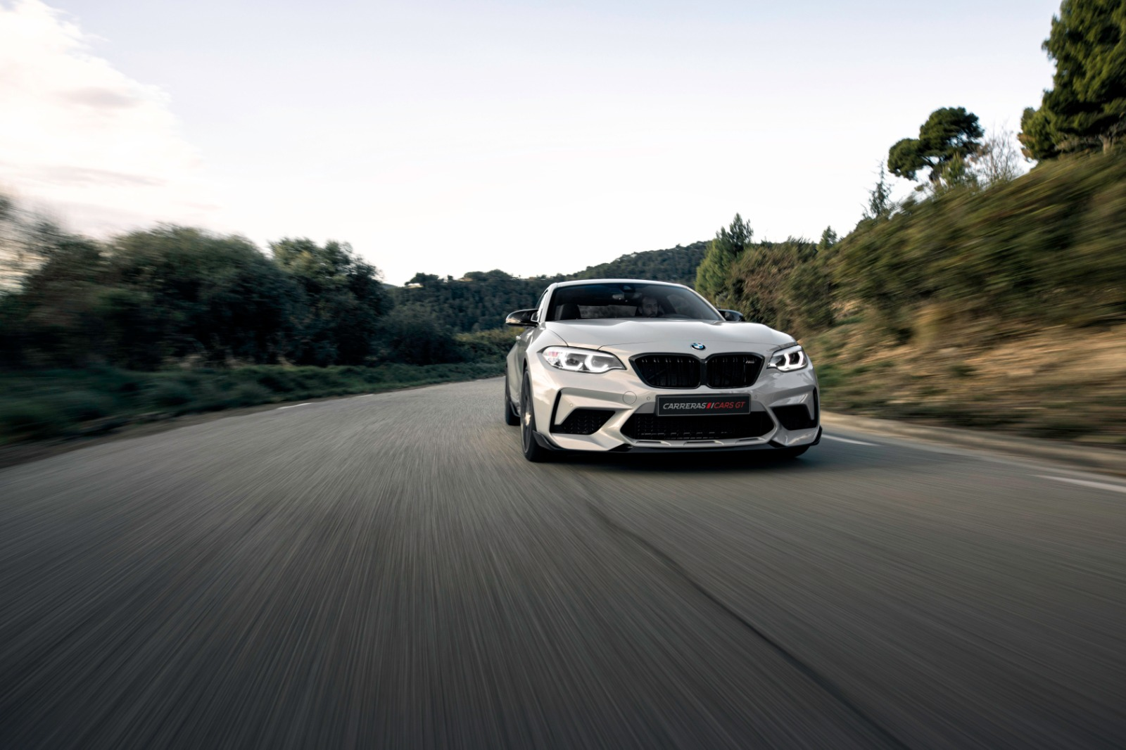 BMW M2 Competition Pack Performance